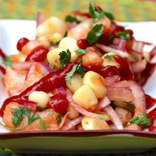 How to Make Ecuadorian Shrimp Ceviche with Tomato Sauce