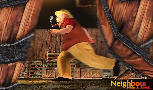 Scary Neighbor Escape Game 1.4 screenshots 21
