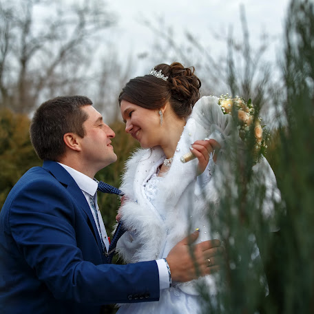 Wedding photographer Andrey Reutin (id53515110). Photo of 20.12.2017