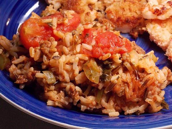 Quick And Easy Dirty Rice Recipe