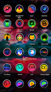 Extreme - Icon Pack Screenshot