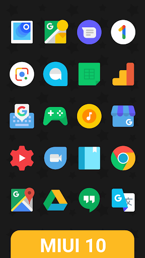 Download MIUI 10 - Icon Pack MOD APK 2
