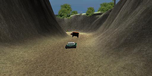 玩免費賽車遊戲APP|下載Hard Racing app不用錢|硬是要APP