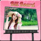 Bill Board Photo Frame