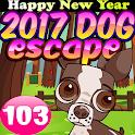 2017 Dog Escape Game 103 icon