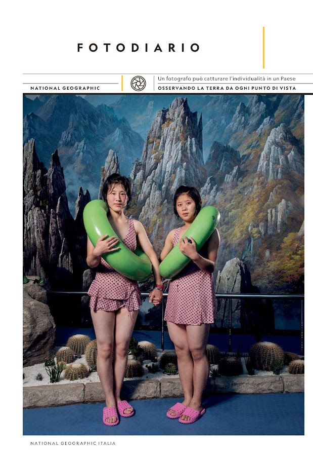 National Geographic Magazine Italia- screenshot