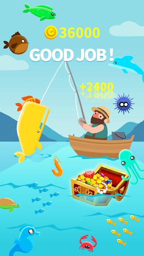 Code Triche Happy Fishing - Fish Master mod apk screenshots 1