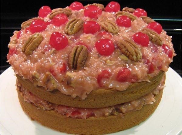 Party Jewel Cake Recipe