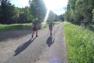 Photo: Pour les 12 Km, eux !
