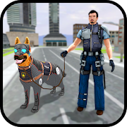 Robotic Police Dog: K9 Dog Chase Simulator 1.2