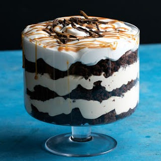 Salted Caramel Trifle Recipes.