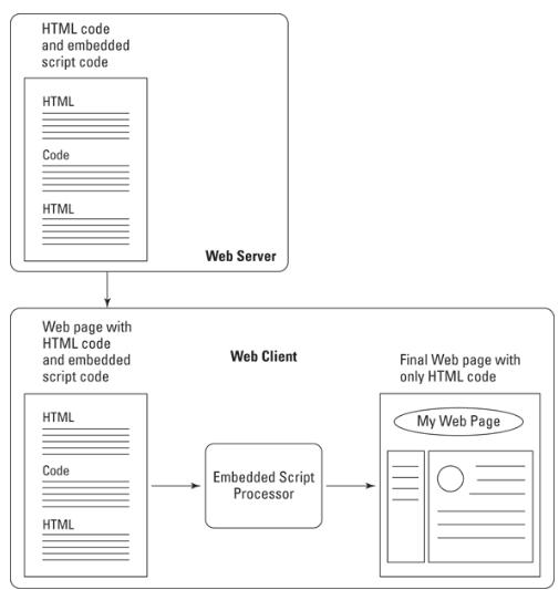 Desarrollo De Aplicaciones Web Páginas Web Dinámicas