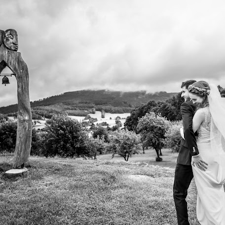 Wedding photographer Jakub Viktora (viktora). Photo of 08.02.2018
