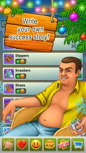 Megatramp - A Success Story screenshot 4