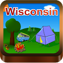 Wisconsin Campgrounds icon