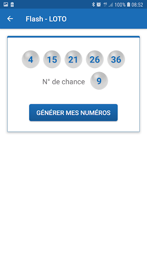 Ru00e9sultat Loto France 1.6 screenshots 8