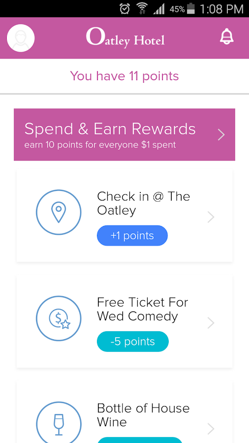 Oatley Hotel- screenshot