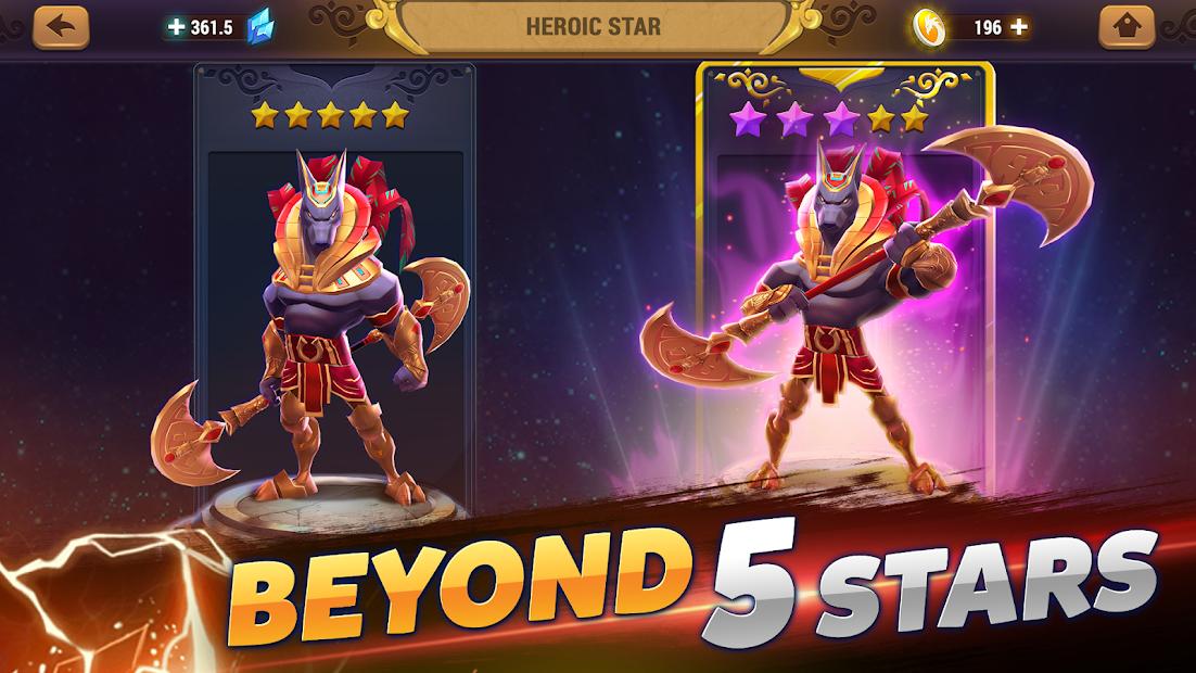 Might & Magic: Elemental Guardians Android App Screenshot