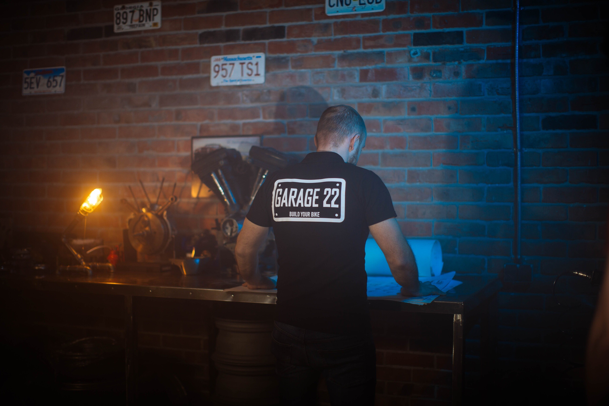 Garage 22 в Ростове-на-Дону