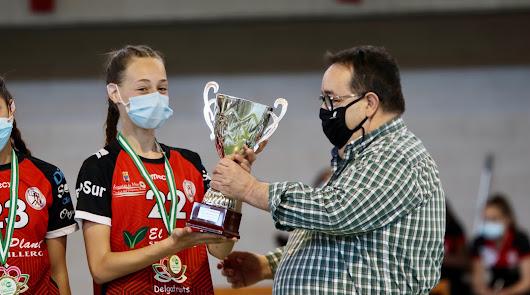 CB Roquetas obtiene cinco medallas provinciales