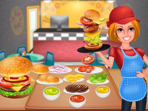Fast Food Maker Kitchen : Burger Pizza Deliveryu00a0 1.0.1 screenshots 4