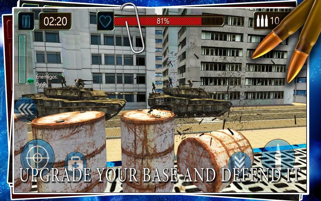 Battlefield Frontline City- screenshot