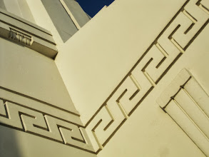 Photo: The grand building is styled in Art Deco architecture by architects John C. Austin and Frederick M. Ashley.