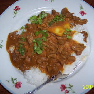 "Deva Naturals ""Beef Curry""."