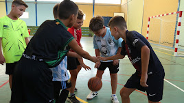Los más jóvenes de Cuevas del Almanzora se animan con el deporte.