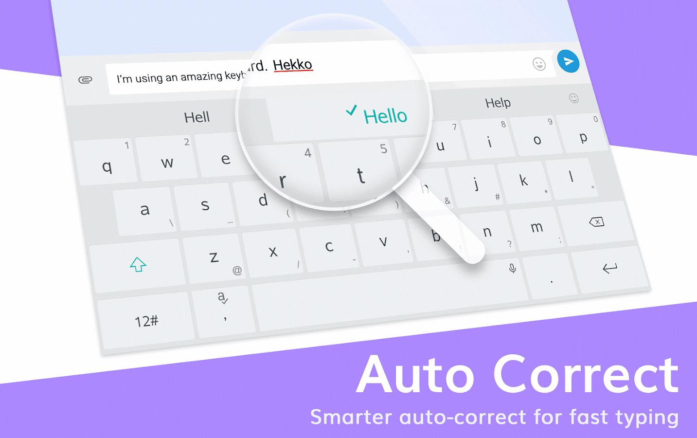 TouchPal - Cute Emoji Keyboard- screenshot