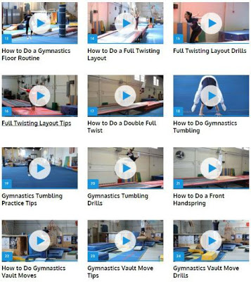 Gymnastics Training - screenshot