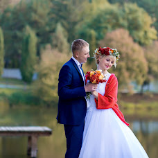 Wedding photographer Olya Grabovenska (id15297080). Photo of 22.10.2016