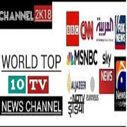 TOP 10 WORLD NEWS LIVE TV APP