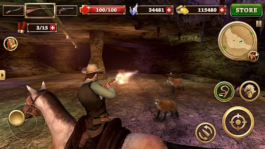 Pistoleiro do Oeste – West Gunfighter [Mod Money] 6