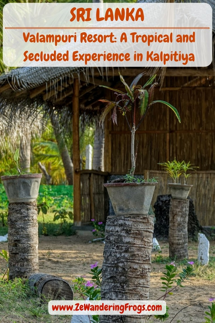 Valampuri Resort Review: A Tropical and Secluded Experience in Kalpitiya