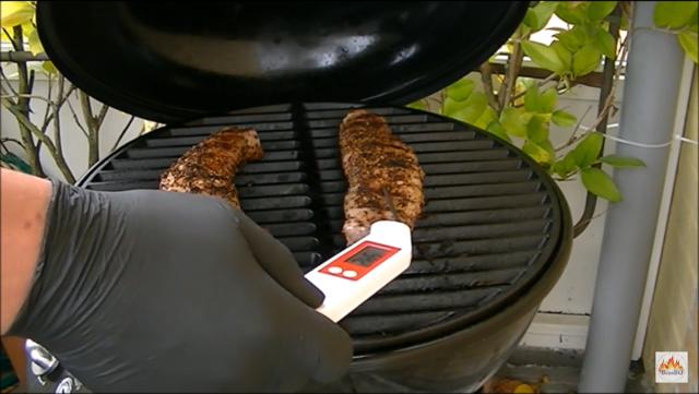 zelf Iberico Tenderloin maken bereiden op de barbecue – BensBQ