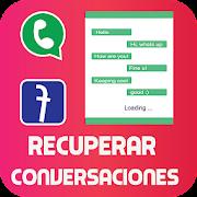 recuperar conversaciones borradas : mensajes e sms