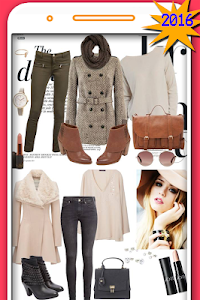 Women's Winter Clothing Fashio screenshot 1