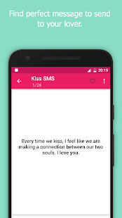 Love Messages SMS Collection- screenshot thumbnail