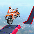 Mega Ramp 2019 - Crazy Moto Rider Bike Stunts Game APK
