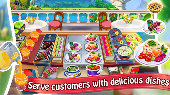 Cooking Day – Restaurant Craze, Best Cooking Game App Latest Version Download For Android and iPhone 5