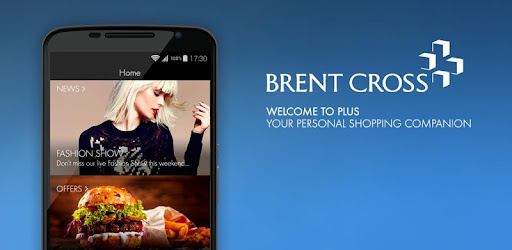 Our free PLUS app for Brent Cross brings you exclusive offers, events and more.