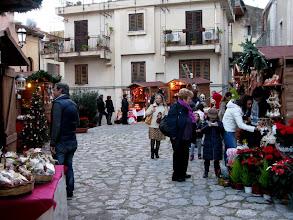 Photo: Christmas Market Taormina