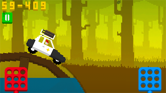Wild Roads Screenshot