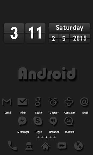 Type-4 Icon Pack
