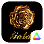 Golden Flower Theme