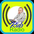 Kids Radio📻👼⭐Radio FM Stations👶👧 online