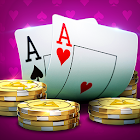 Poker Online: Texas Holdem Card Game Live FREE icon
