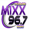 Mixx 96.7 Radio (Houston) icon