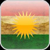 Kurdistan Flag Wallpaper